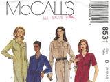 McCall's 8531 A