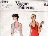 Vogue 8583 A