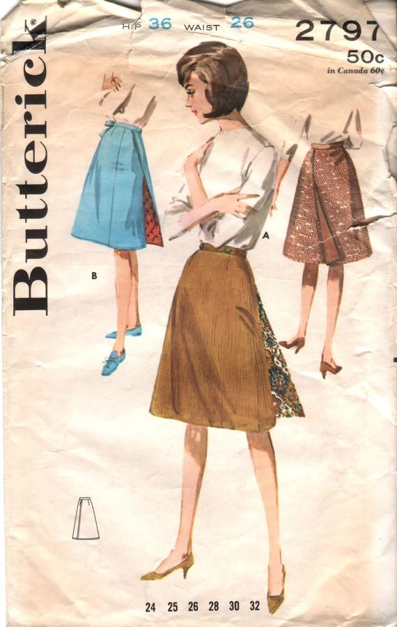 Butterick 2797