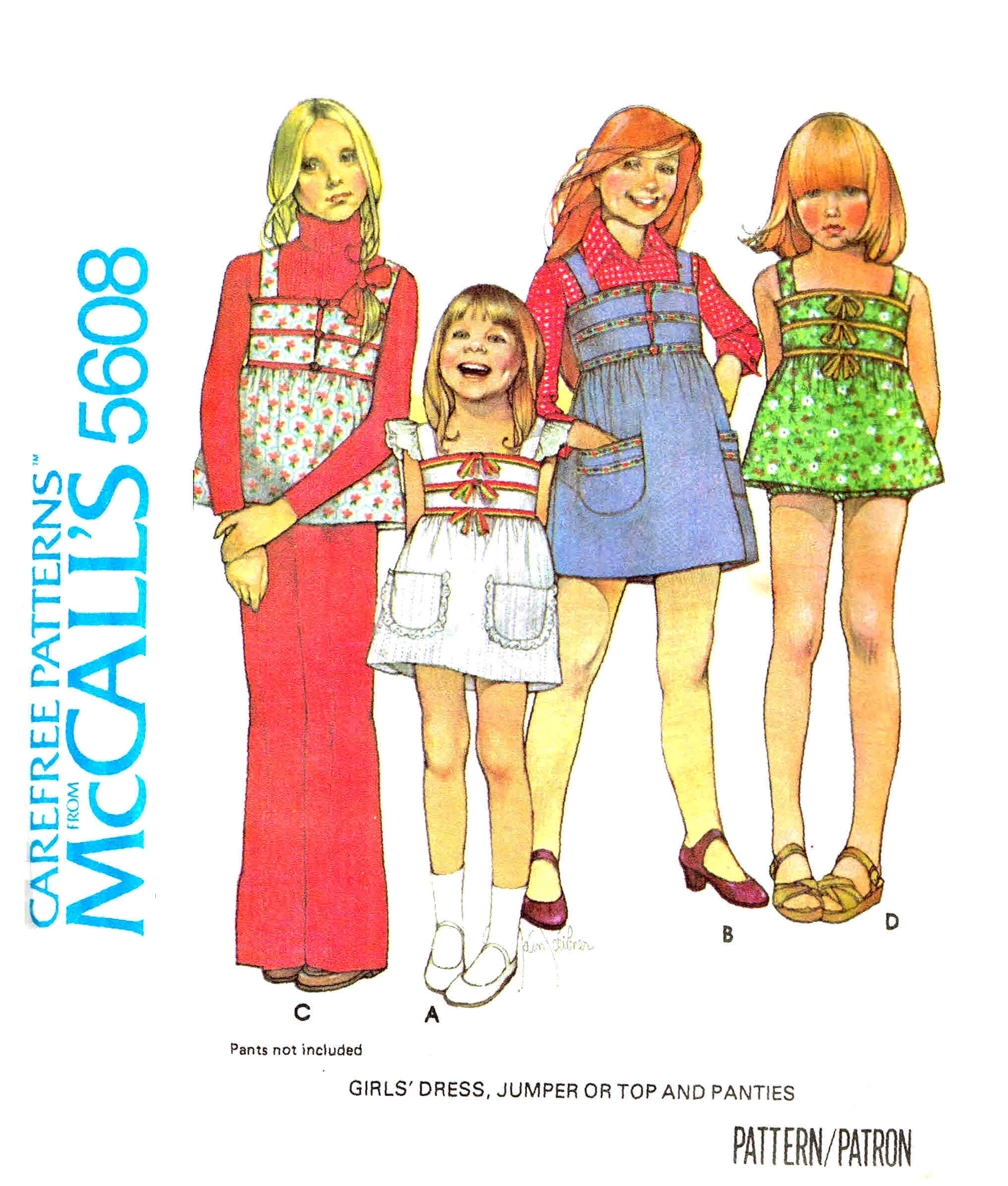 McCall's 5608