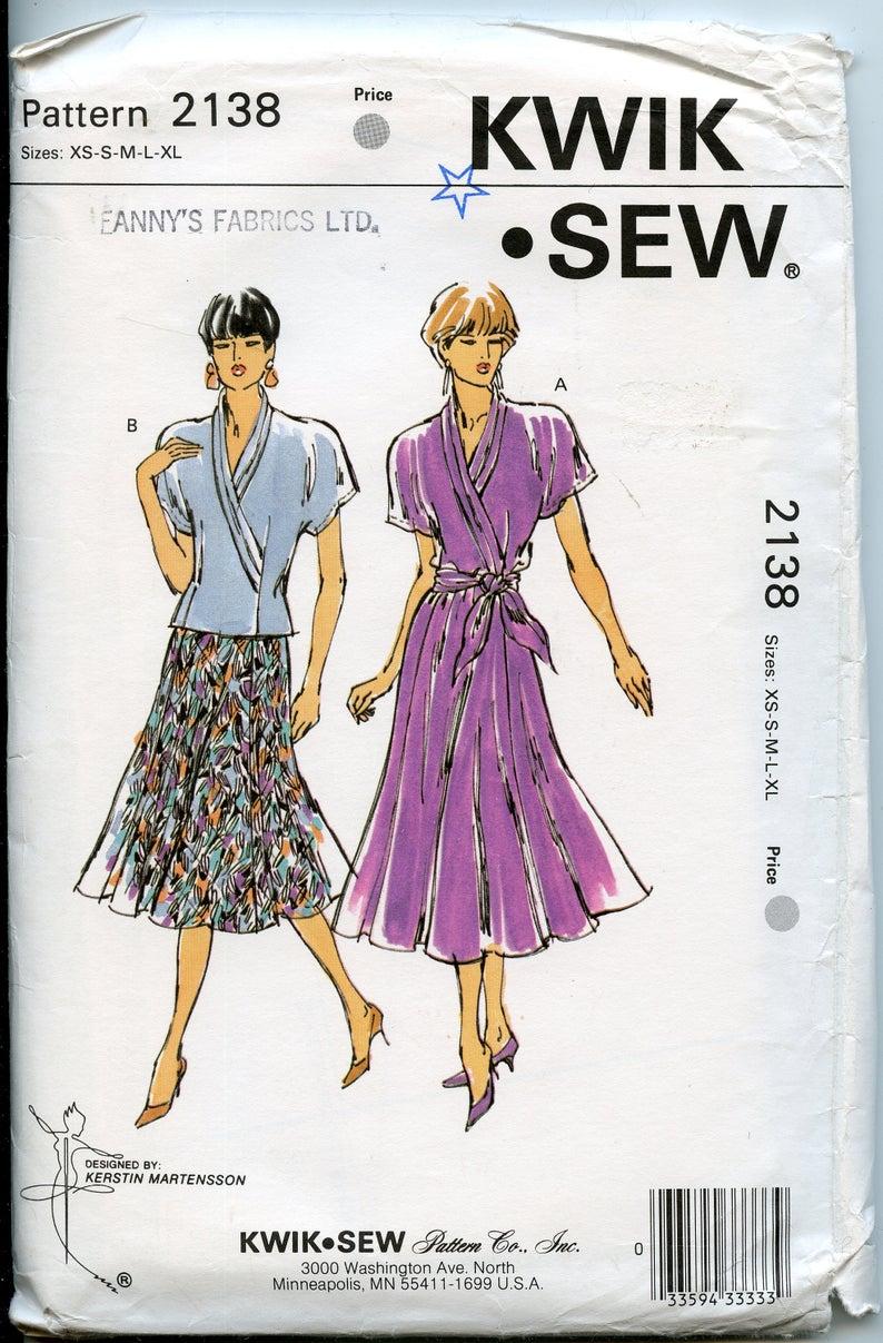 Kwik Sew 2138