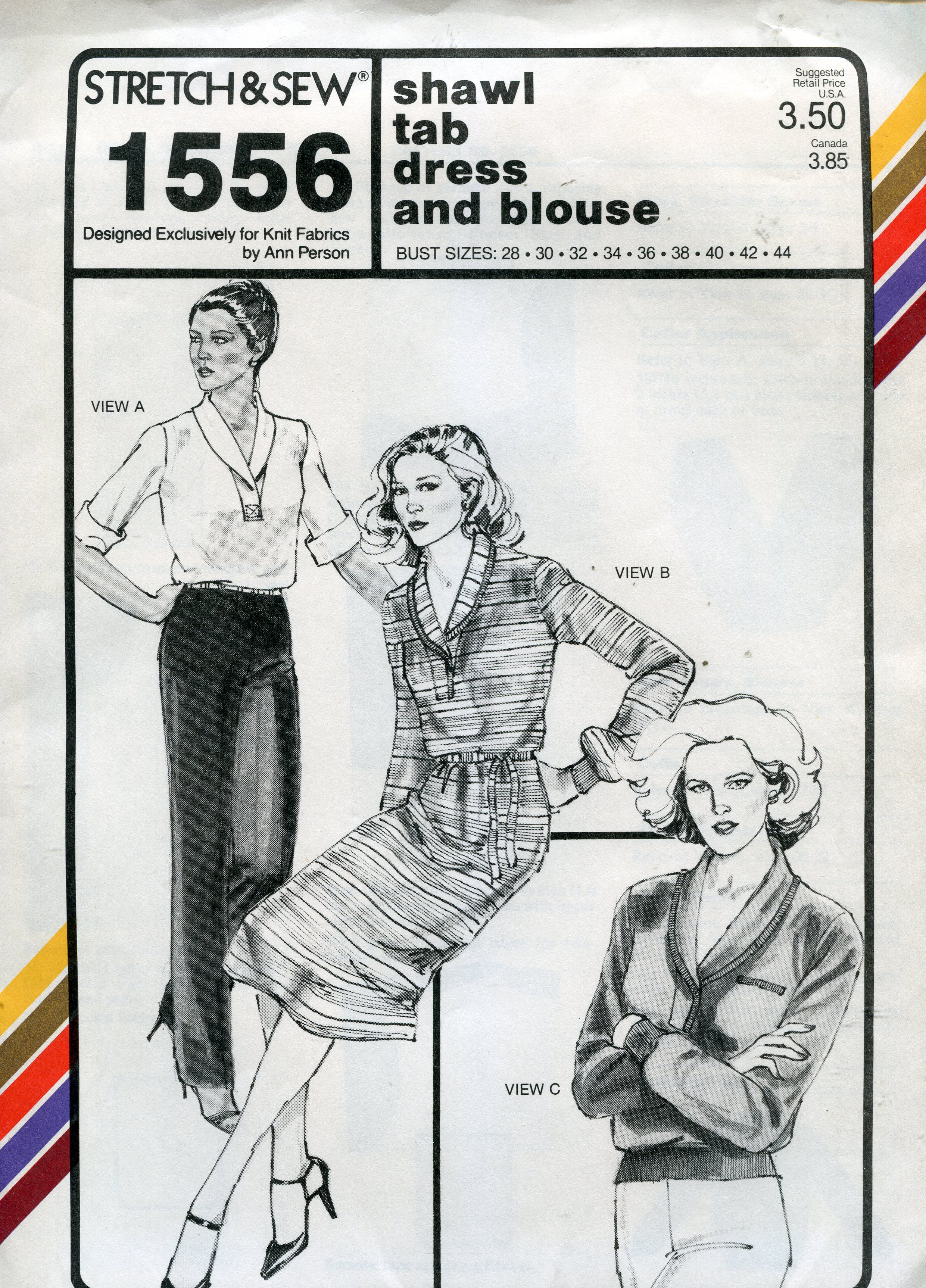 Stretch & Sew 1556