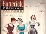 Butterick 7050