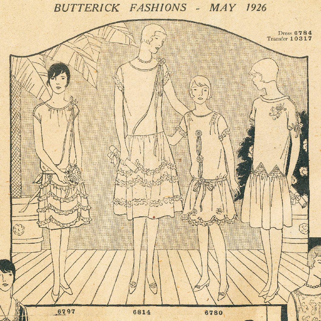 Butterick 6780 B