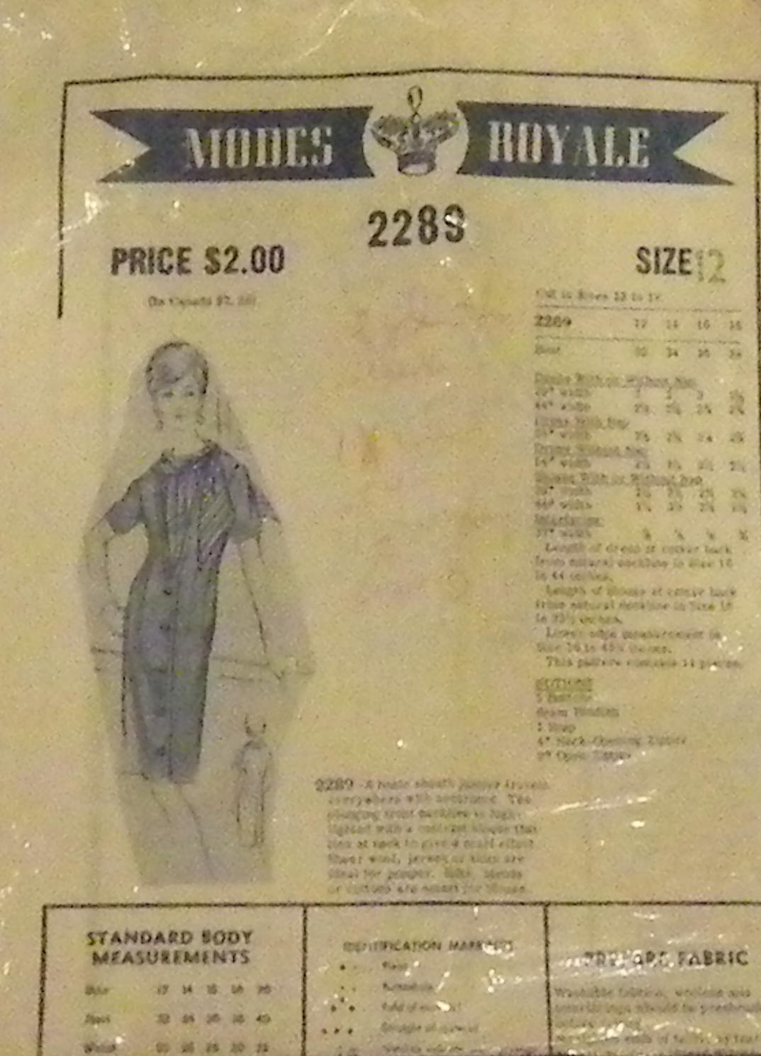 Modes Royale 2289