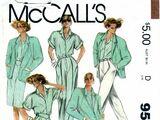 McCall's 9565 A