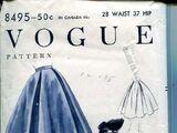 Vogue 8495