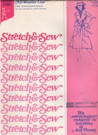 Stretch & Sew 1080