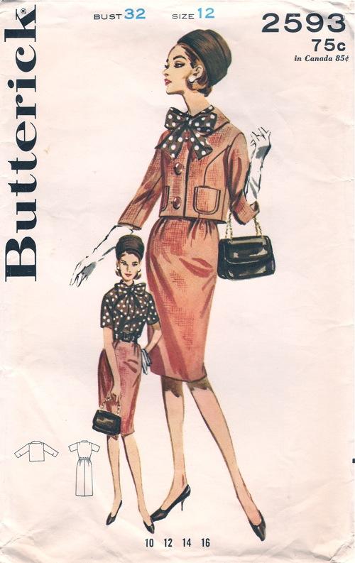 Butterick 2593