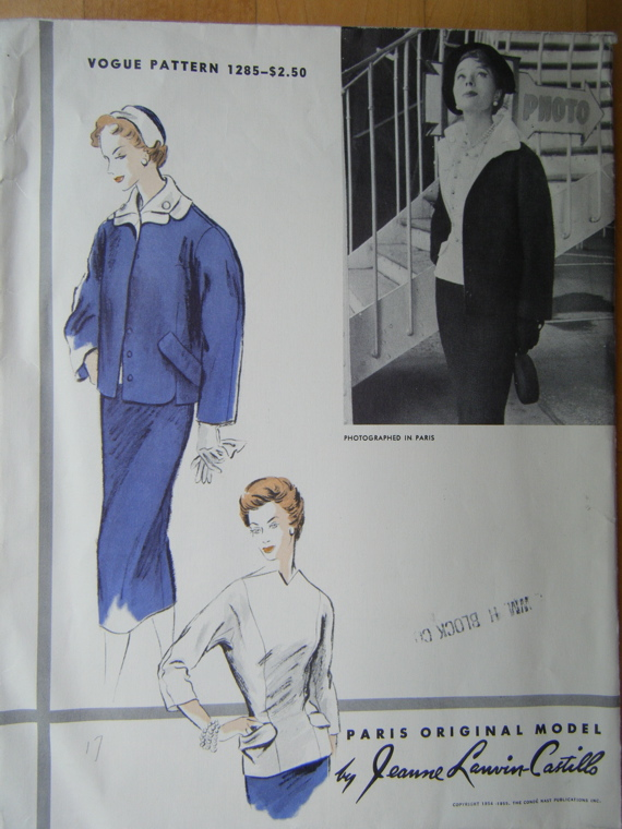 Vogue 1285
