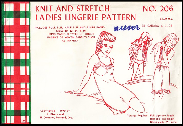 Knit and Stretch 206