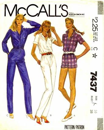 McCall's 7437