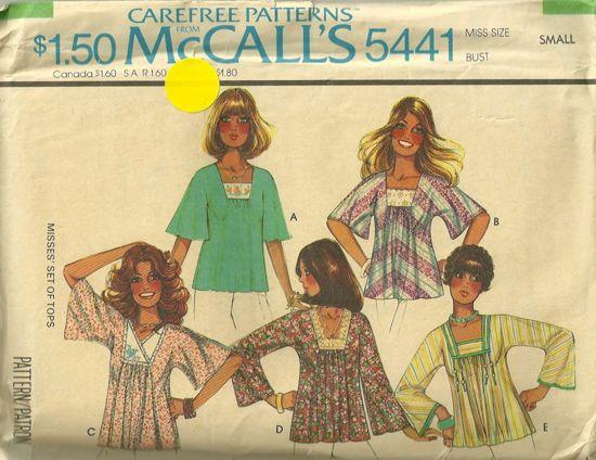 McCall's 5441