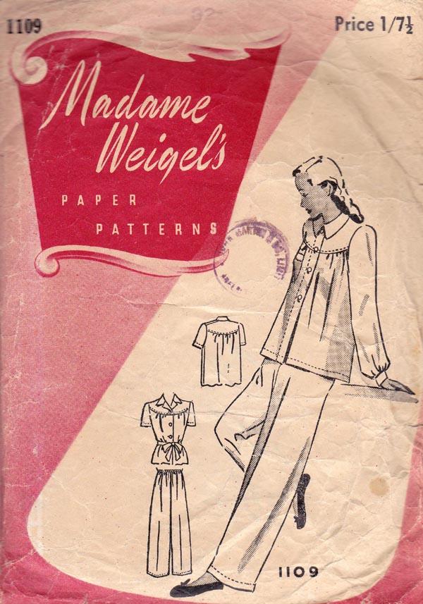 Madame Weigel's 1109