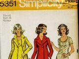 Simplicity 5351
