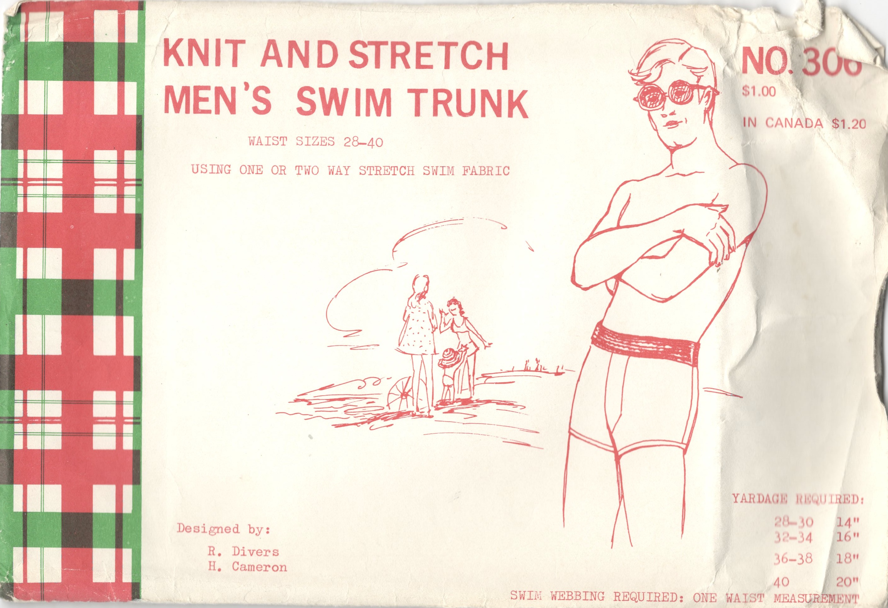 Knit and Stretch 306