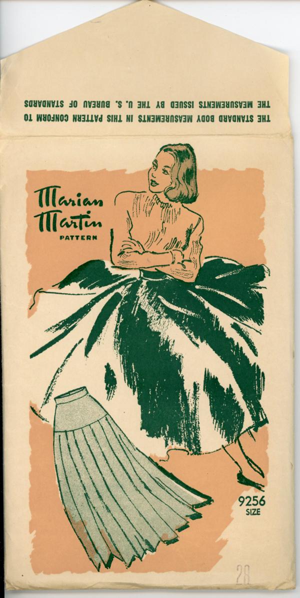 Marian Martin 9256 A