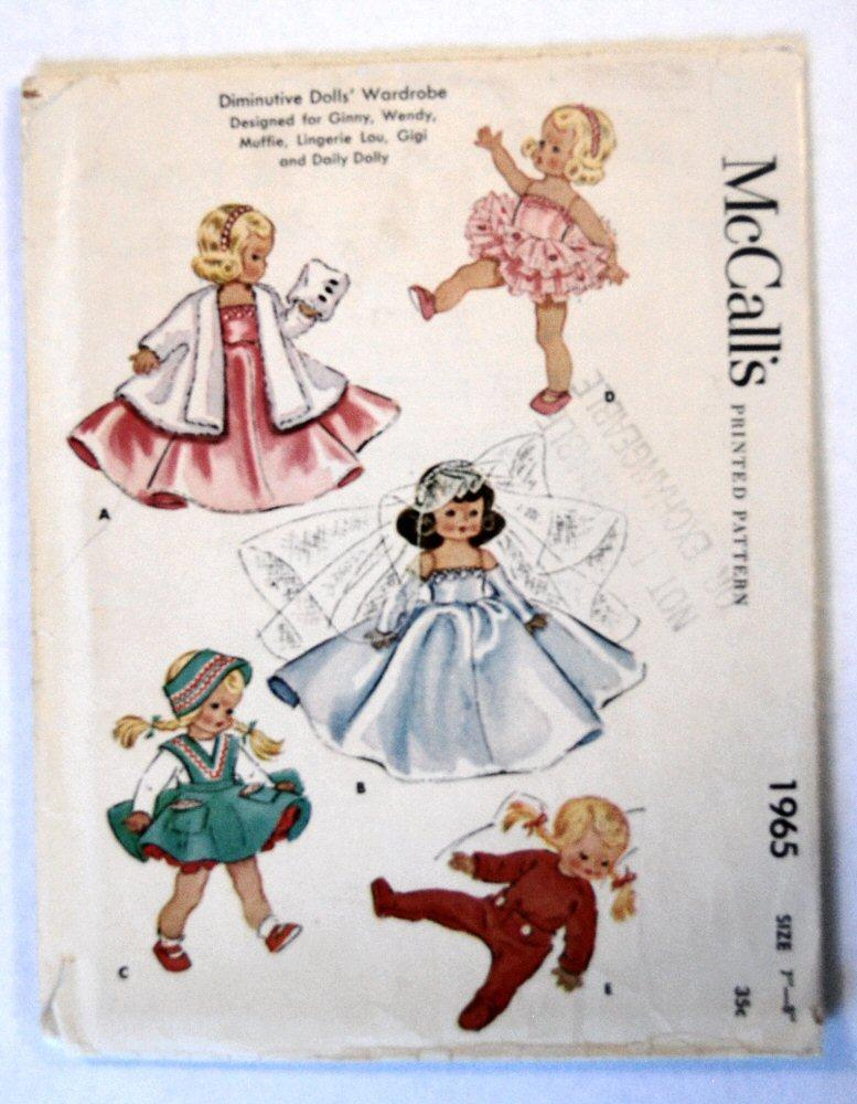 McCall's 1965