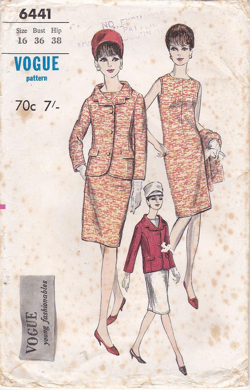 Vogue 6441 A