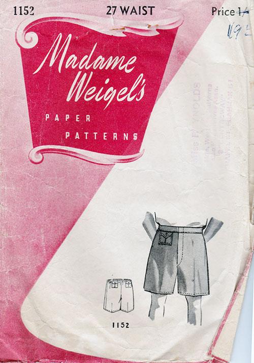 Madame Weigel's 1152