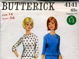 Butterick 4141