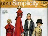 Simplicity 9019