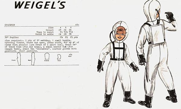 Weigel's Spaceman