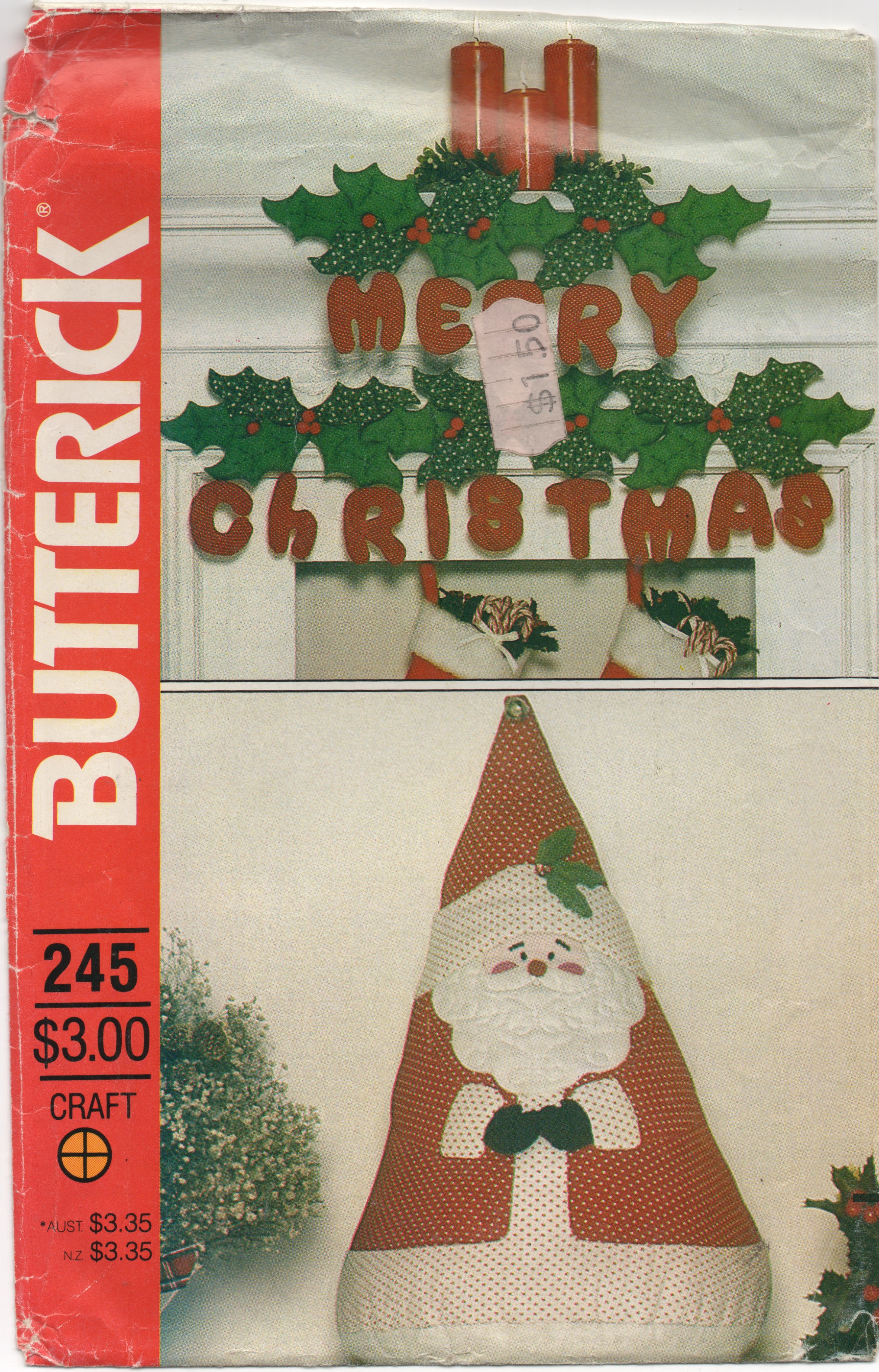 Butterick 245
