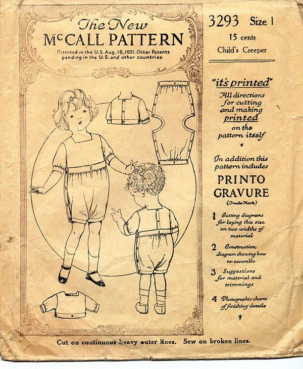 McCall 3293