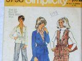 Simplicity 5798 A