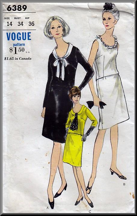 Vogue 6389