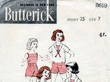 Butterick 8619