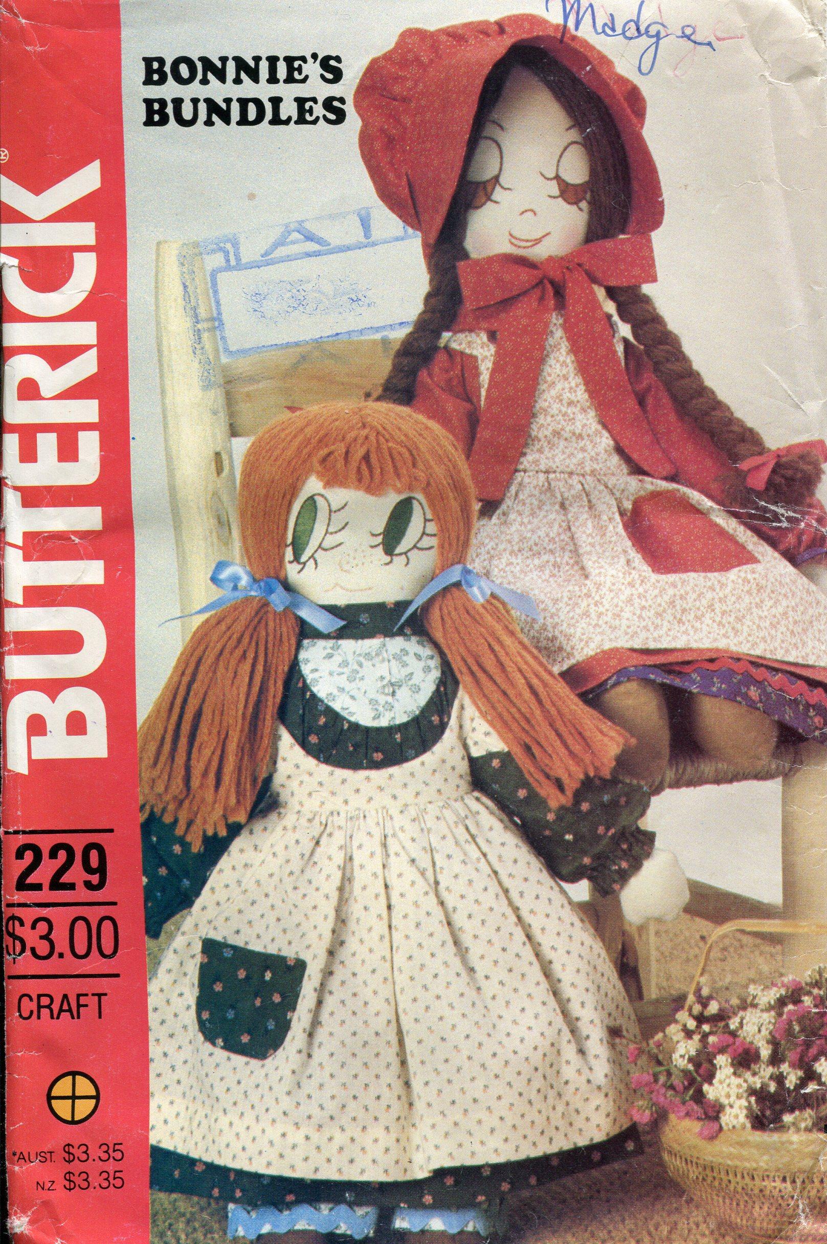 Butterick 229