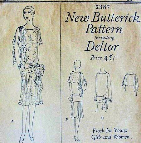 Butterick 2387