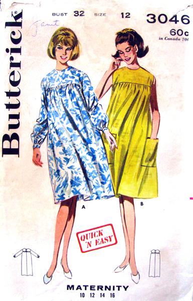 Butterick 3046