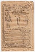 Butterick 4982 1924