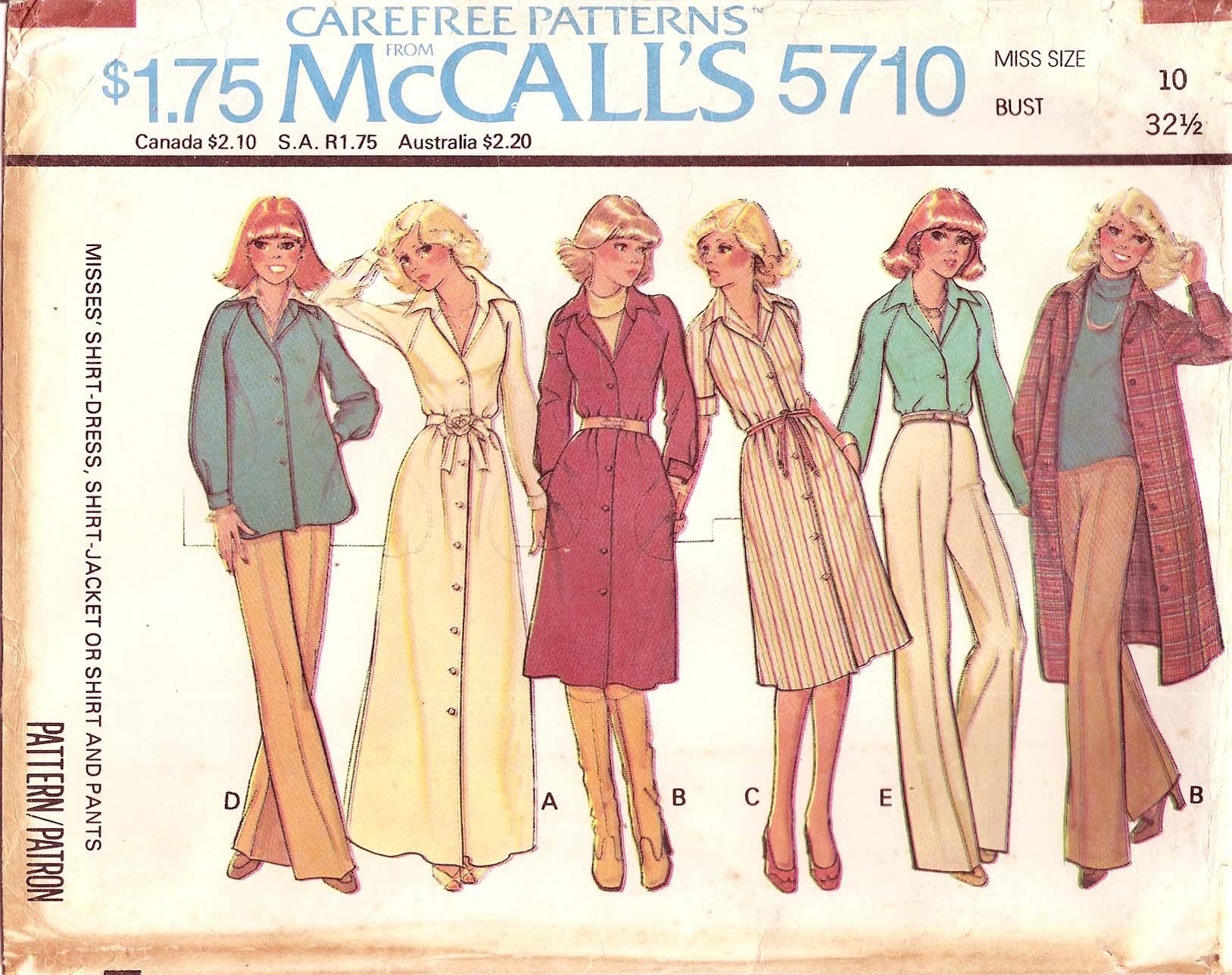 McCall's 5710