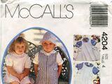 McCall's 4204 A