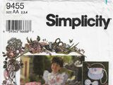 Simplicity 9455 C