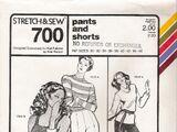 Stretch & Sew 700