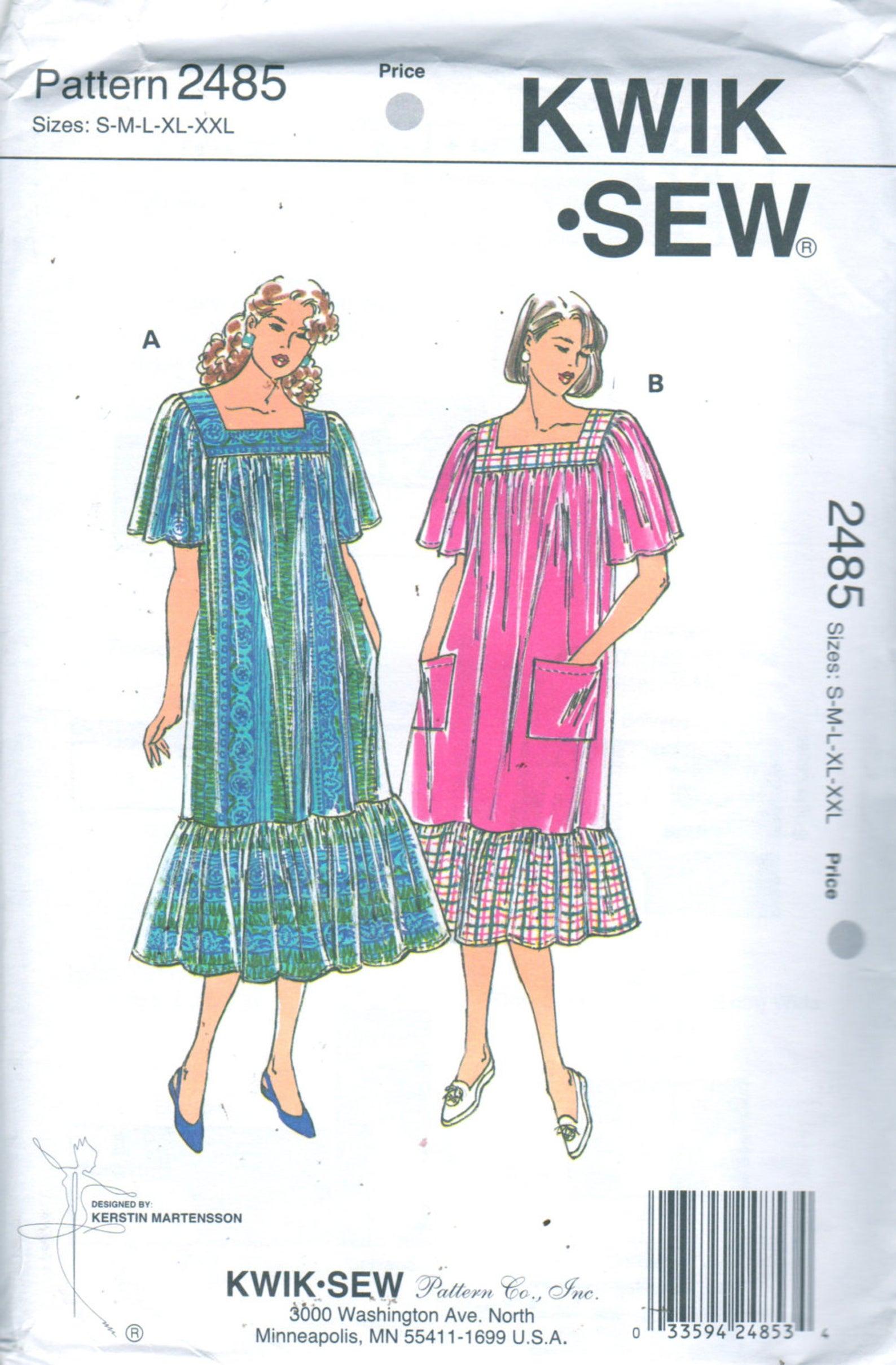 Kwik Sew 2485