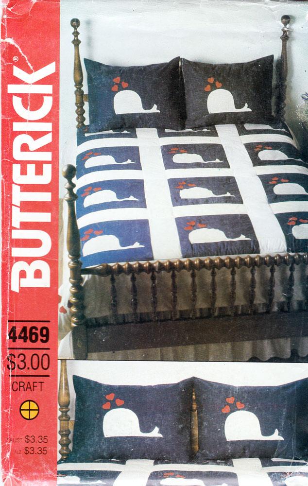 Butterick 4469 A