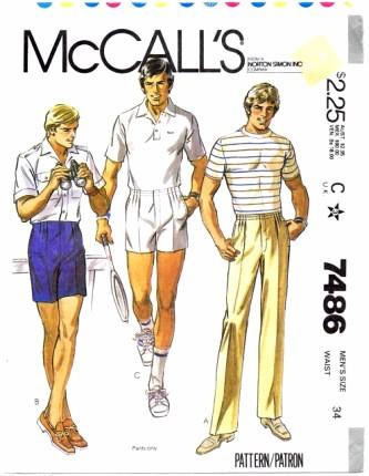 McCall's 7486
