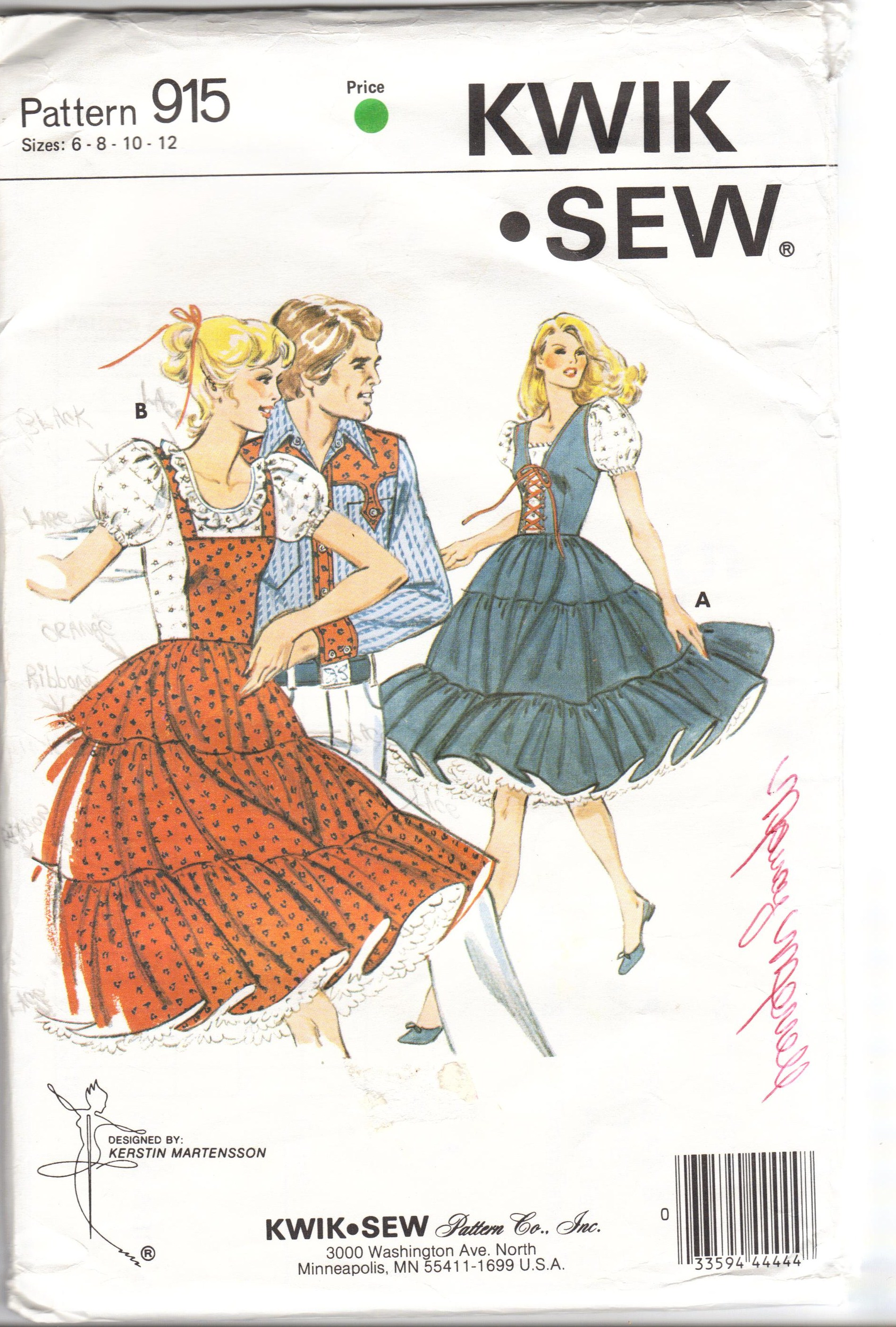 Kwik Sew 915
