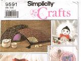 Simplicity 9591 A