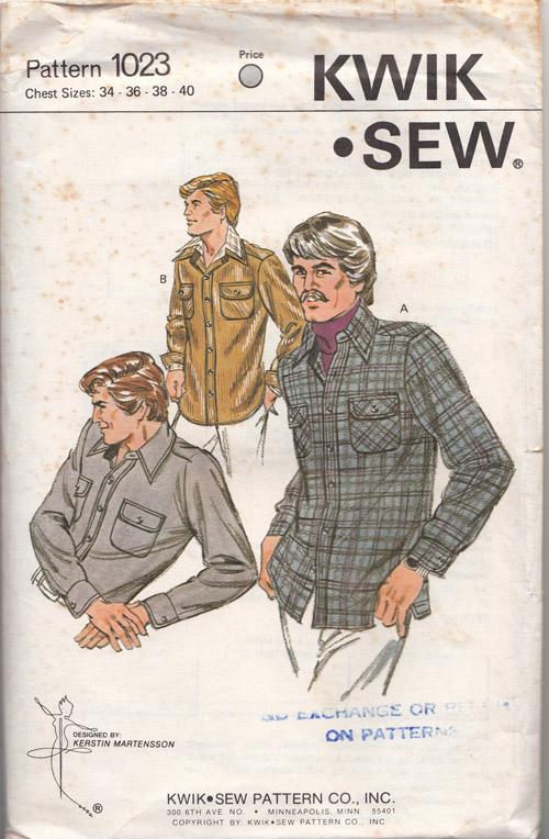 Kwik Sew 1023