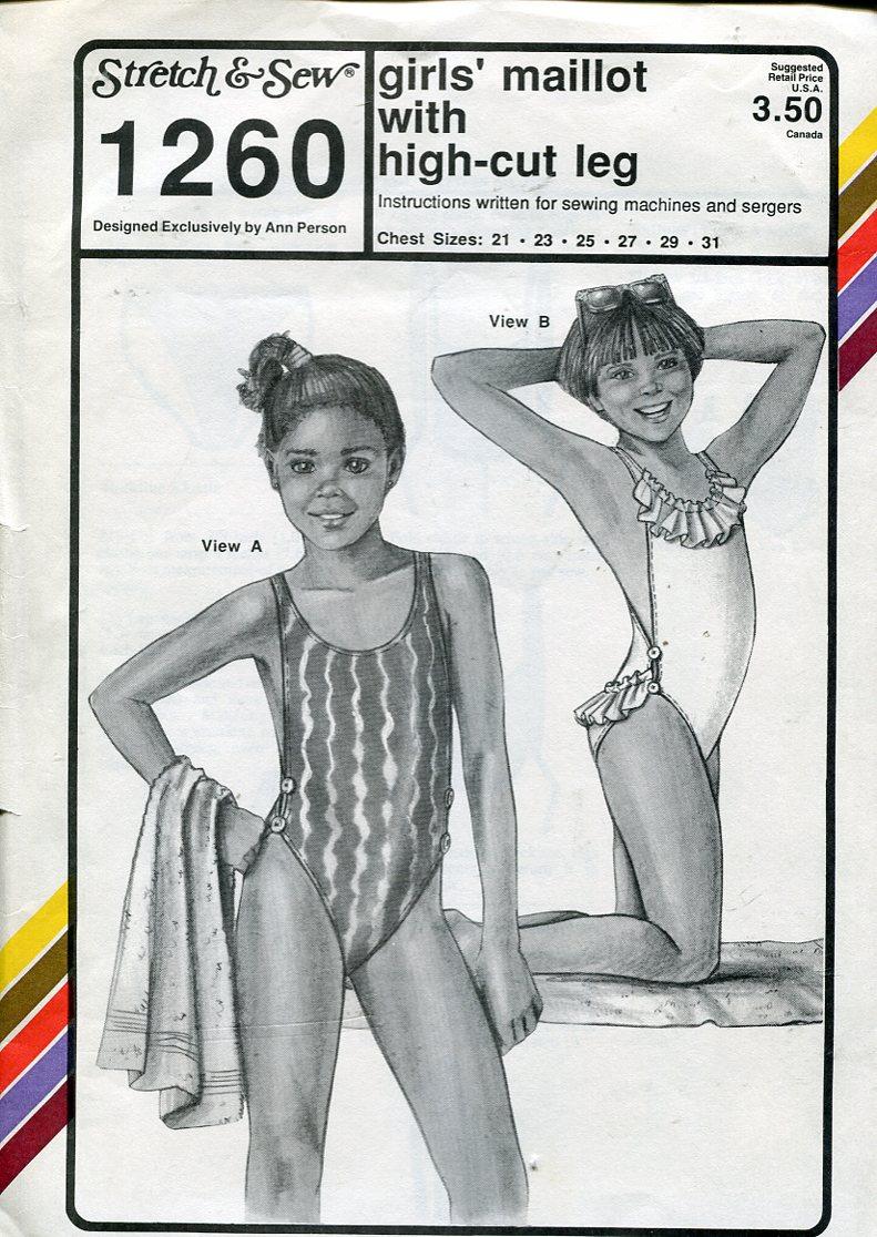 Stretch & Sew 1260