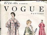 Vogue 8724 A