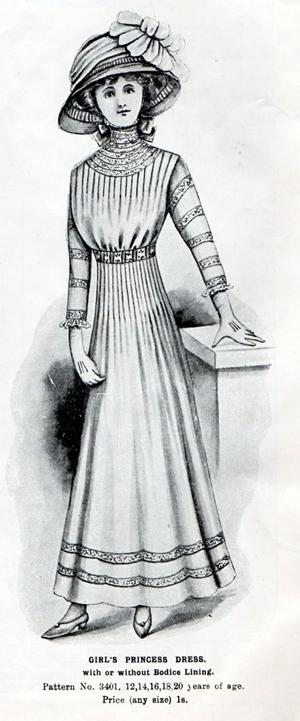 Madame Weigel's 3401