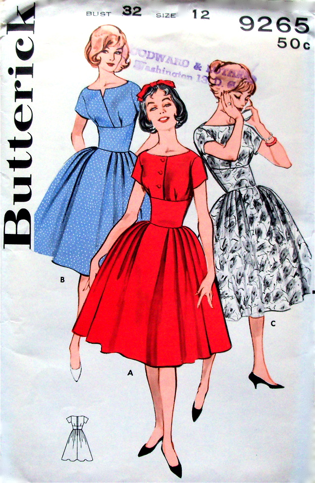 Butterick 9265